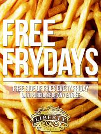Free Frydays