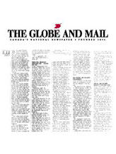 The Globe and Mail - tiff