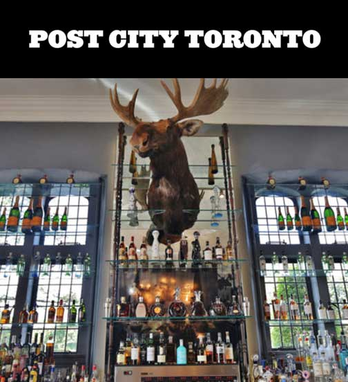 Post City Toronto - 10.17 - First Look Inside BlueBlood Steakhouse