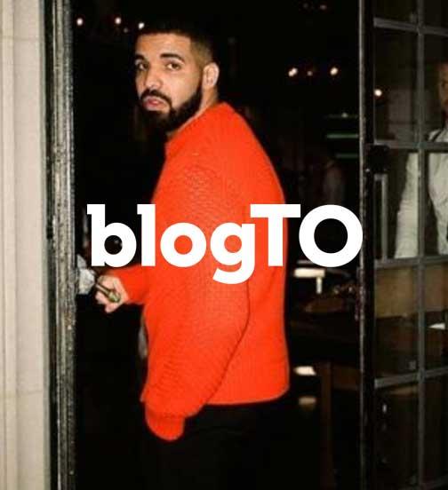 Blog TO - 10.17 - Drake Celebrated His Birthday at Casa Loma