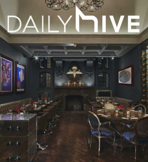 Daily Hive - 10.17 - Inside the huge new steakhouse at Casa Loma