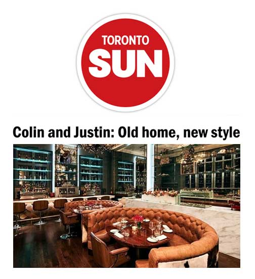 Colin & Justin: Old home, new style - 10.17