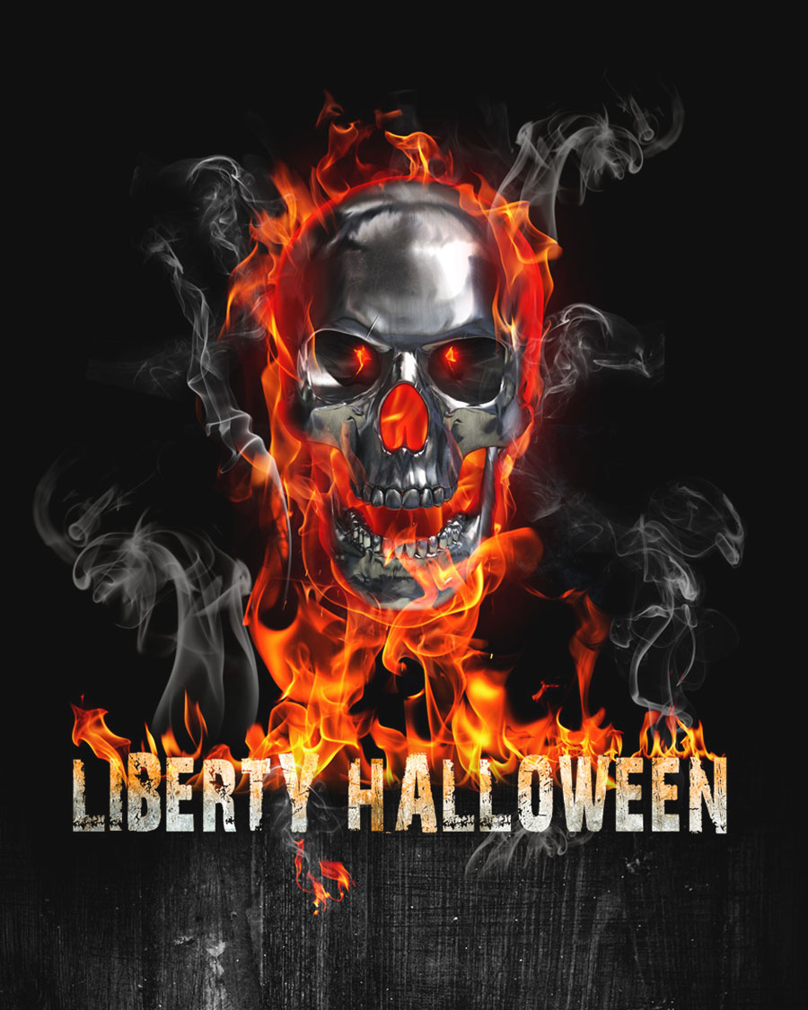 HALLOWEEN AT LIBERTY GRAND
