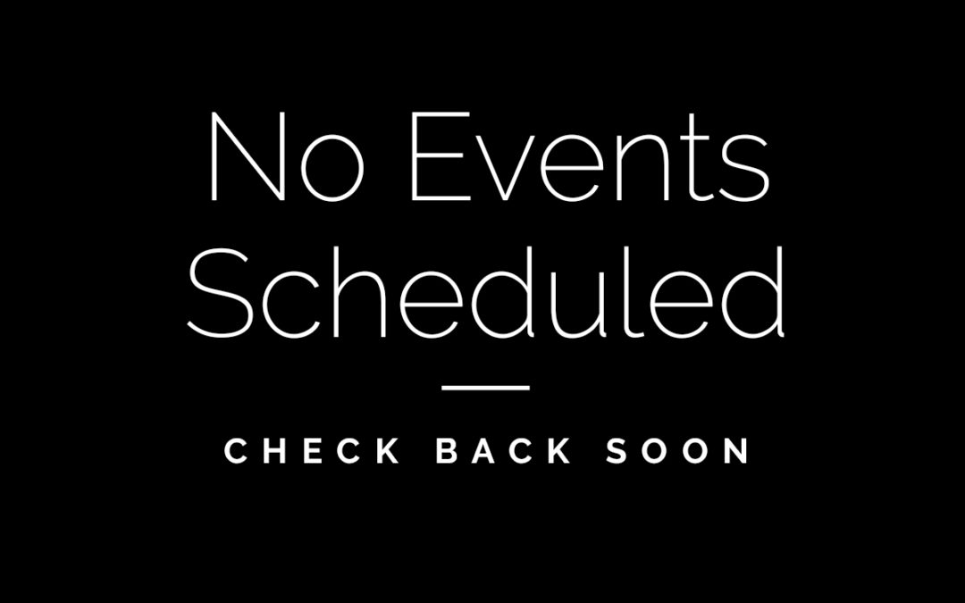 No Events