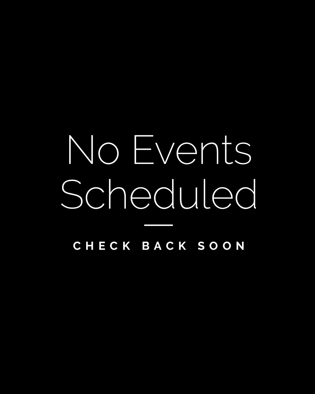 No Events