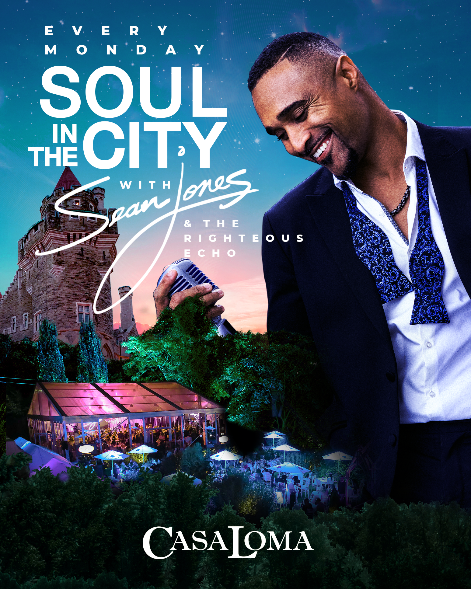 SOUL IN THE CITY