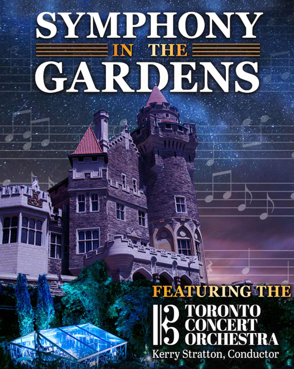 SYMPHONY IN THE GARDENS
