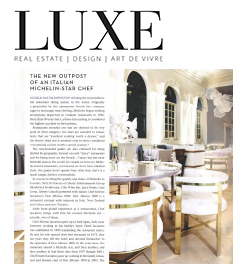 Luxe Magazine - The Critique - Don Alfonso
