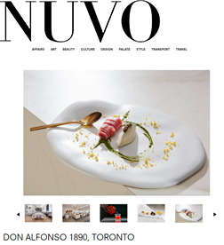 Nuvo - Don Alfonso 1890 A Taste of the Amalfi Coast