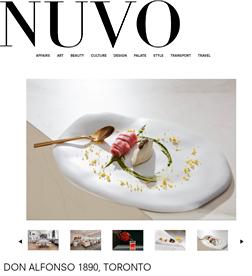 Nuvo - Don Alfonso 1890 A Taste of the Amalfi Coast