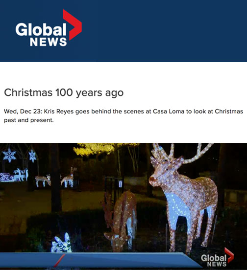 Christmas 100 Years Ago
