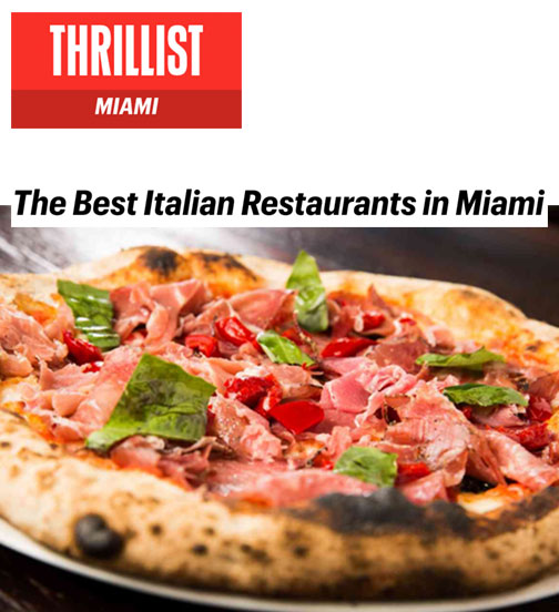 The Best Italian Restaurants in Miami