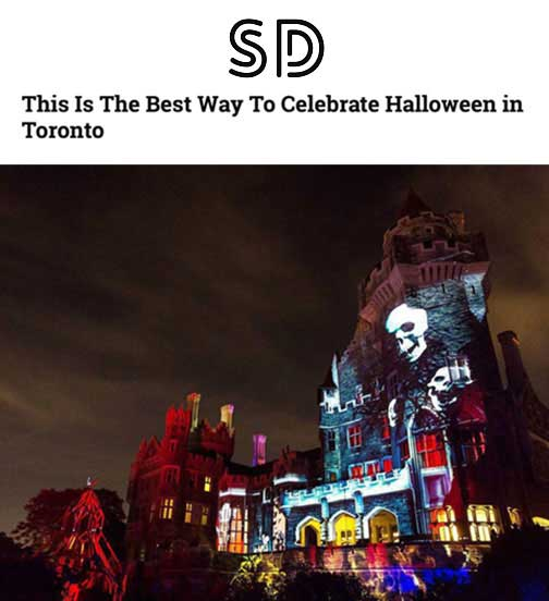 This Is The Best Way To Celebrate Halloween in Toronto