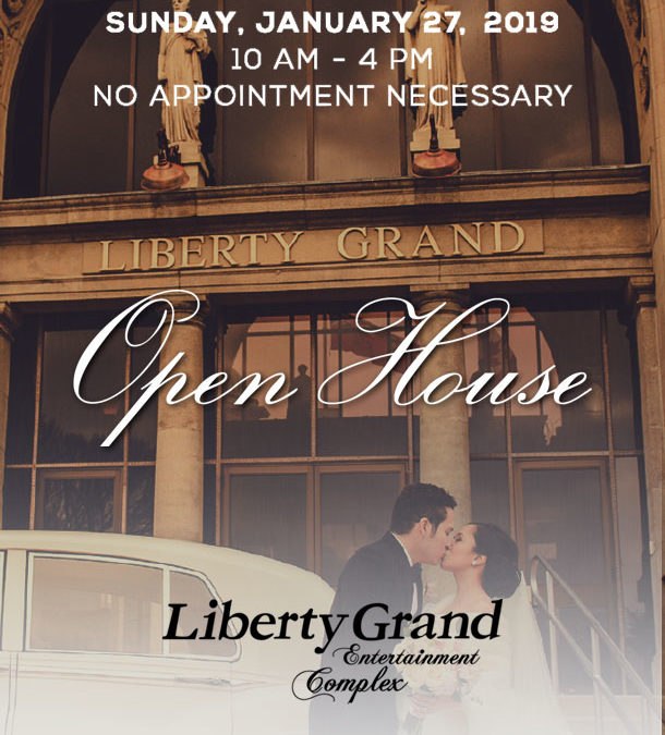 Liberty Grand Open House