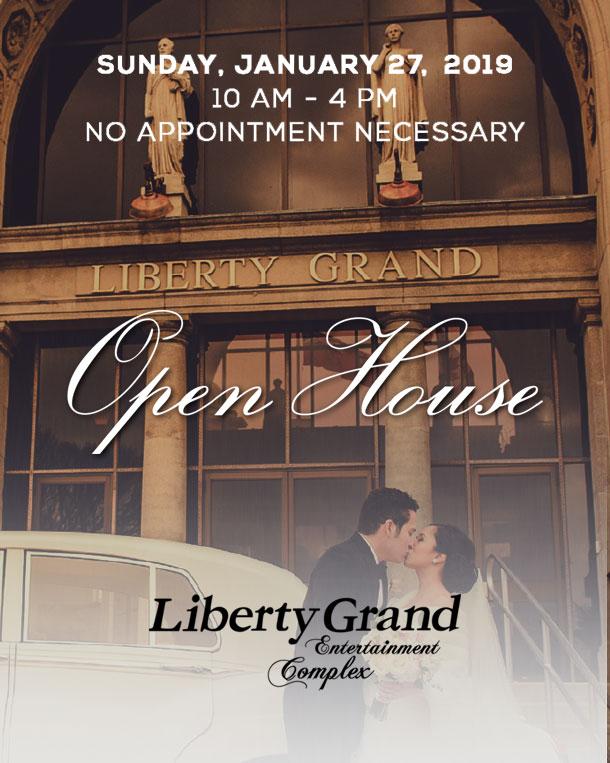 Liberty Grand Open House