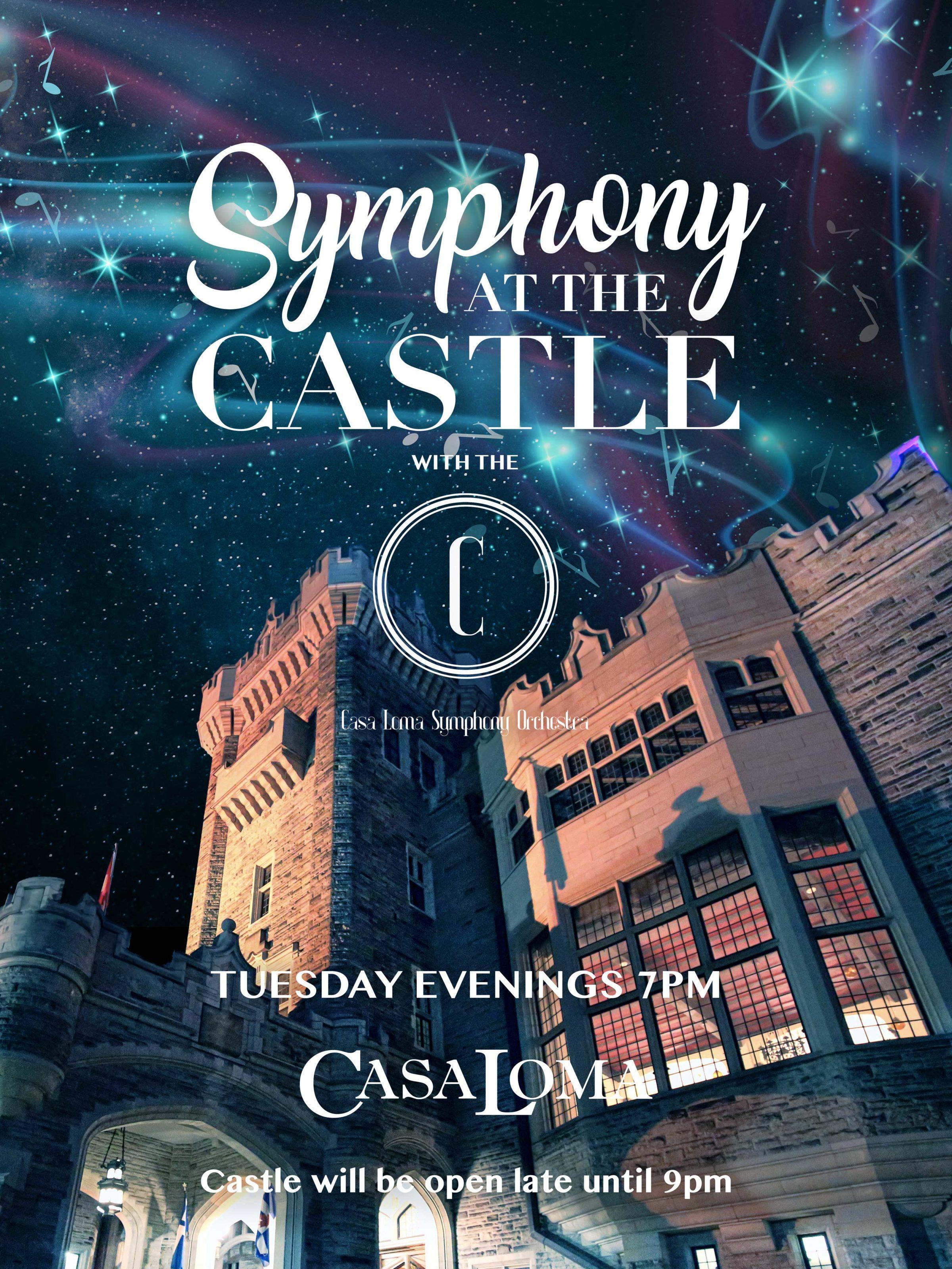 Symphony at the Castle