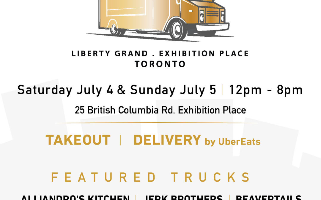 Food Truck'N Weekend at Liberty Grand