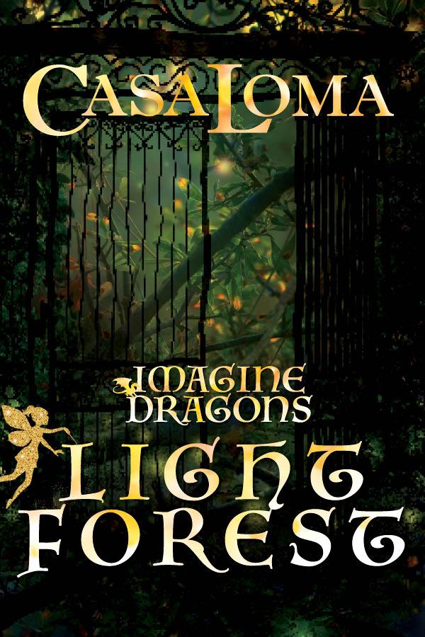 Imagine Dragons Light Forest